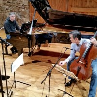 Recording in Villevard